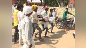 Haryana Election 2019: नूंह में वोटिंग के दौरान भिड़े कांग्रेसी-भाजपाई, कई के सिर फूटे
