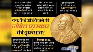 जानिए क्यों है नोबेल प्राइज सम्मान का प्रतीक, विजेता को मिलती है कितनी धनराशि?