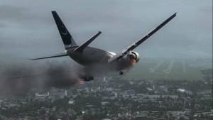 PIA Airbus 320 crash: तस्वीरों में देखिए कराची में क्रैश प्लेन का खौफनाक मंजर