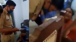 Fact Check: हाथरस पीड़िता की मां के साथ पुलिस ने नहीं की मारपीट, जानिए वायरल वीडियो का सच