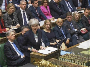 ब्रेग्जिट डील को लेकर थेरेसा मे की संसद में बड़ी हार, विपक्ष ने की फिर से चुनाव की मांग