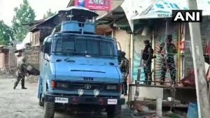 जम्मू कश्मीर: 24 घंटे के अंदर अनंतनाग में दूसरा एनकाउंटर, एक जवान शहीद, दो आतंकी ढेर