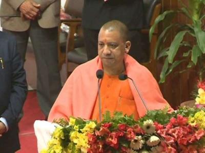 'जनेऊधारी' राहुल गांधी पर बोले योगी आदित्यनाथ- इनके पूर्वज कहते थे कि वो गलती से हिंदू हो गए