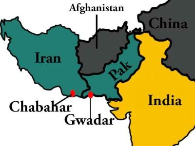 चाबहार पर ईरान की चीन और पाकिस्तान को भी मिलाने की कोशिशें