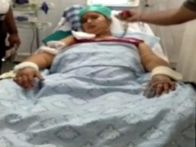 कोमा में चली गई महिला तो डॉक्टर बुला लाया तांत्रिक को