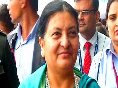विद्या देवी राय दोबारा बनीं नेपाल की राष्ट्रपति