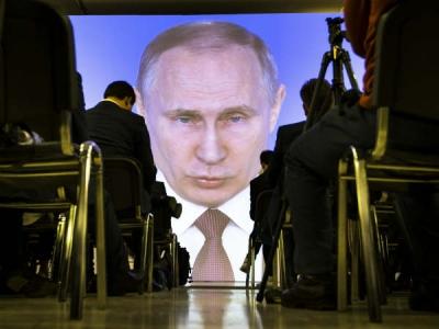 पुतिन के मास्टर स्ट्रोक ने एजेंट से बनाया मिस्टर प्रेसिडेंट!