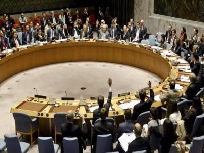 सीरिया अटैक: UN में अमेरिका को घेरने में रूस नाकाम