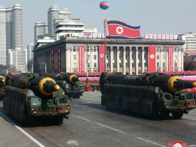नॉर्थ कोरिया के मौजूद परमाणु हथियार के जखीरे के पीछे पाक!