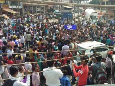 Live: देशभर में आज दलित संगठनों ने भारत बंद का ऐलान किया