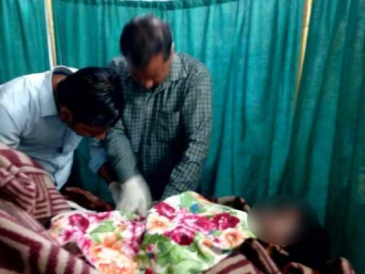 शाहजहांपुर: पति देता था गालिया, महिला ने खुद को लगा ली आग