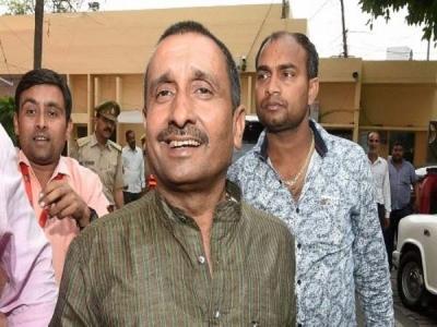 उन्नाव: BJP विधायक ने किया दावा, रेप वाले दिन कानपुर में थे