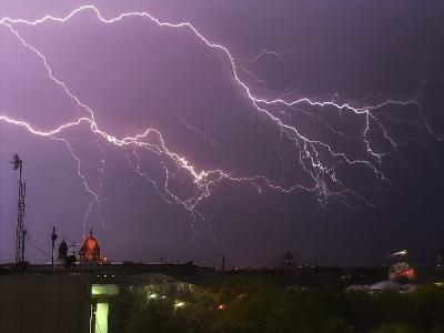 कई राज्यों  में भारी तूफान की आशंका,मौसम विभाग ने किया अलर्ट
