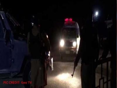पाकिस्तान: क्वेटा में आतंकी हमला, 2 आतंकवादियों की मौत