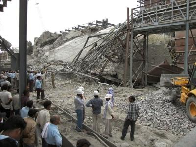 झांसी: पारीछा थर्मल पावर स्टेशन में हादसा, दो मजदूरों की मौत