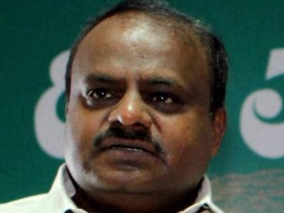 कर्नाटक: राज्यपाल से मुलाकात के बाद कुमारस्वामी का बड़ा बयान