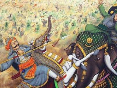 आज के ही दिन 'हल्दीघाटी' में लिखी गई थी वीरता की शौर्य गाथा