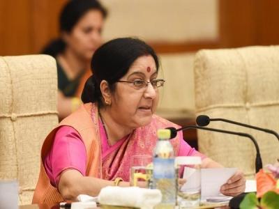 'भारत-रूस के मजबूत संबंधों के लिए सुषमा स्वराज का शुक्रिया'