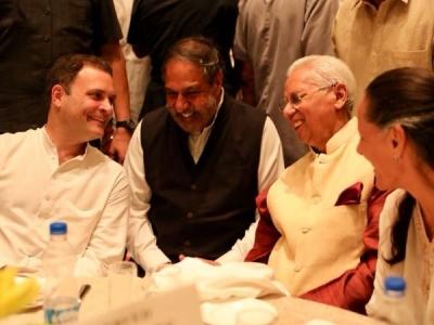 राहुल की इफ्तार में PM मोदी के फिटनेस चैलेंज का उड़ा मजाक
