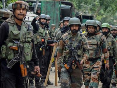J&K: के बाटामालू इलाके में सेना की आतंकियों से मुठभेड़