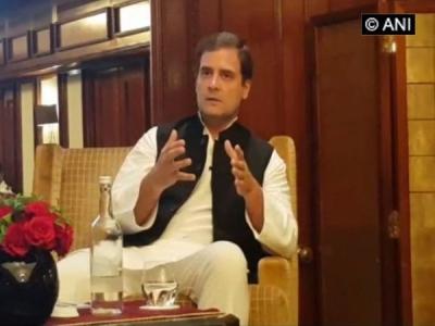 राहुल गांधी के कार्यक्रम में घुसे तीन खालिस्तान समर्थक