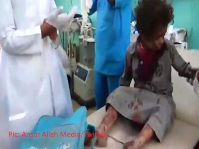 यमन: स्कूल बस बनी सऊदी मिसाइल का निशाना, 29 बच्चों की मौत