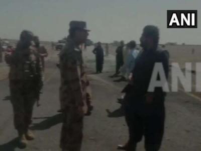 बलूचिस्तान में सुसाइड अटैक: 13 चीनी इंजीनियर्स समेत 5 घायल
