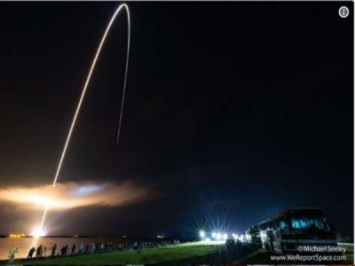 नासा का 'टच द सन' मिशन सफलतापूर्वक लॉन्च