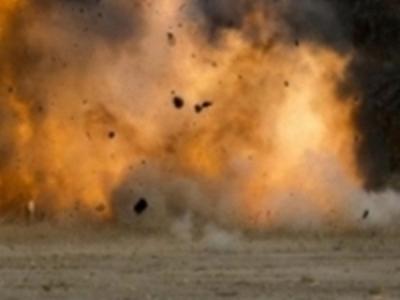 जम्मू कश्मीर के बडगाम में धमाका, 5 लोग जख्मी