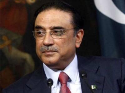 पाक: मनी लॉन्ड्रिंग मामले में जरदारी को अरेस्ट करने के आदेश