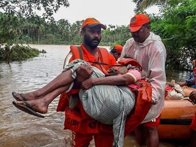 Kerala Floods: बाढ़ से बेहाल केरल को आपकी मदद की जरूरत