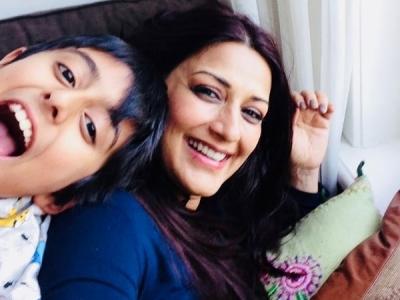 बेटे के जन्मदिन पर सोनाली बेंद्रे ने किया भावुक पोस्ट