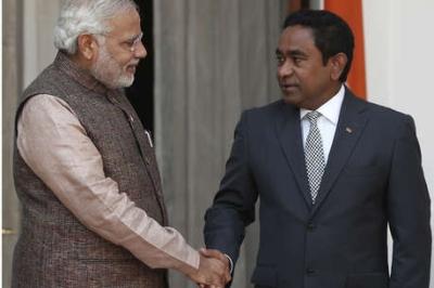 चीन की शह पर मालदीव का भारत को झटका, कहा-वापस ले जाए सैनिक