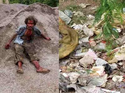 इलाहाबाद में कूड़े के ढेर में बम फटा, 2 जिंदा बम हुए बरामद