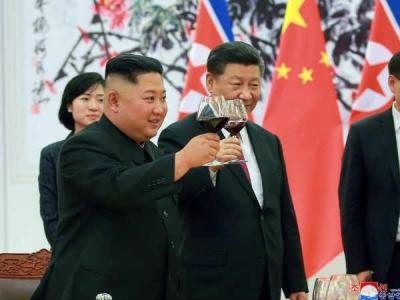 UN के प्रतिबंधों के बाद भी नॉर्थ कोरिया की मदद कर रहा चीन!
