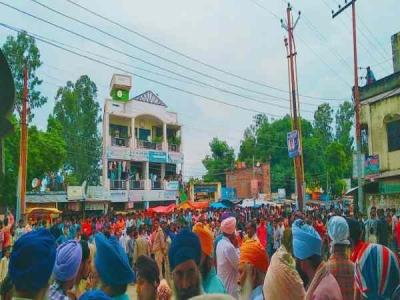 शाहजहांपुर: सांप्रदायिक तनाव के बाद 300 लोगों के खिलाफ FIR