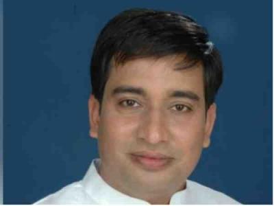गोविन्द सिंह गुर्जर के दत्तक पुत्र के खिलाफ धोखाधड़ी का मामला