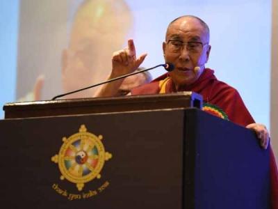तिब्बत चीन का हिस्सा बनने को तैयार: दलाई लामा