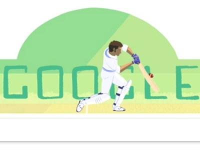 गूगल ने डूडल के जरिए दिलीप सरदेसाई को दी श्रद्धांजलि