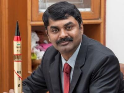 मिसाइल वैज्ञानिक जी सतीश रेड्डी बनाए गए DRDO के नए अध्यक्ष