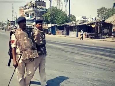 पुलिस की मुस्तैदी से दलितों का भारत बंद रहा बेअसर