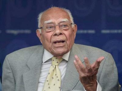 RJD सांसद जेठमलानी ने NDA के हरिवंश को किया वोट
