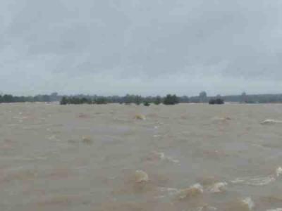 छत्तीसगढ़: पिछले 48 घंटों से जारी है आफत की बारिश