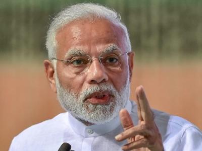 '2019 में मोदी के फिर पीएम चुने जाने की 50 फीसदी संभावना'