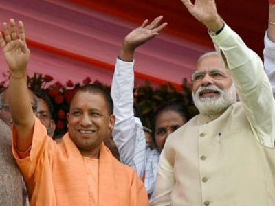 2019 में सपा-बसपा से मुकाबले को BJP ने चला 'ब्रह्मास्त्र'