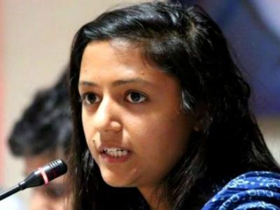 JNU स्टूडेंट शेहला रशीद को माफिया डॉन की धमकी