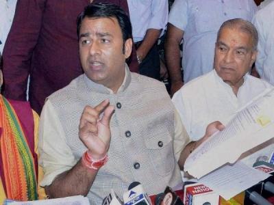 भाजपा विधायक संगीत सोम को 'गुमशुदा' बताने वाले तीन गिरफ्तार