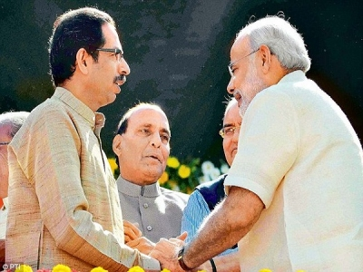 NDA प्रत्याशी का समर्थन करने पर मोदी ने उद्धव को कहा Thanks