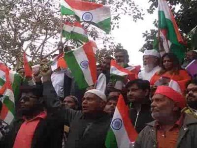 'तिरंगा मार्च' के जरिए कांग्रेस ऐसे देगी बीजेपी को टक्कर