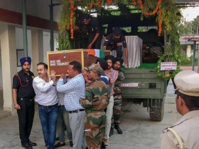 अंबाला में गुरेज के शहीद विक्रमजीत सिंह को श्रद्धांजलि